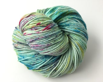MERINO SUPERSOFT hand dyed in mermaid