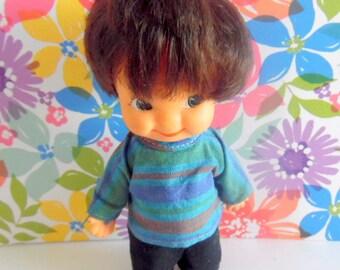 1966, Goebel BOY doll, by Charlot Byj in West Germany.