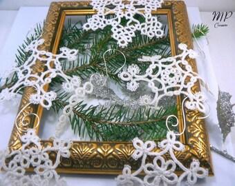 Lot de 6 décorations pour Sapin de Noel