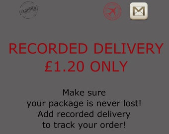 Recorded Delivery