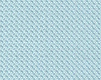 """Makower.UK """"Geometric Blue"""""""