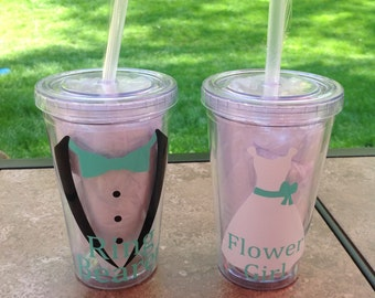 Ring Bearer & Flower Girl Tumbler