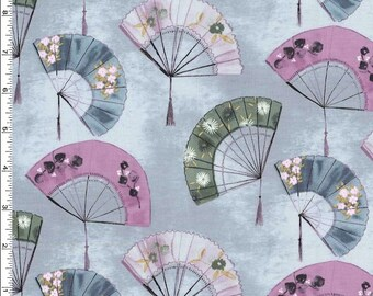 Fancy Fan Fabric from the Serafina Collection by Michael Miller Fabric
