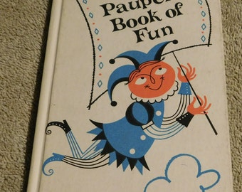 Peter Pauper's Book of Fun by Albert Eisler