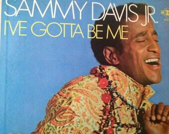 Sammy Davis Jr. - I've Gotta Be Me - vinyl record