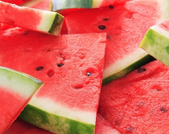 Watermelon Candle Fragrance / Soap Making Fragrance Oil 1-16 Ounce