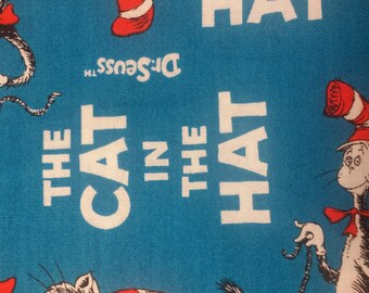 weighted blanket  boys Cat in the Hat Dr Seuss  adhd autism sensory