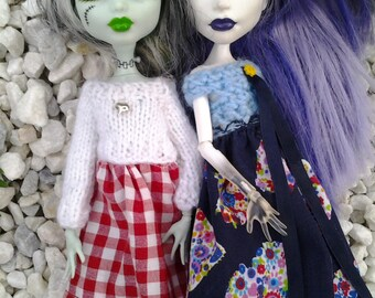 Handmade dress for your Monster High doll. Pick your own - listing is for 1 dress only.