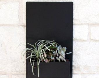 East Side Planter, Wall Planter, Herb Garden, Vertical Garden, Wall Decor, Home Decor (Free Shipping)