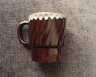 Vintage Coffee Mugs (Set of 9)