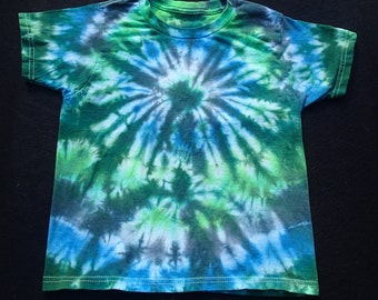 Child's Small Tie-Dyed T-Shirt