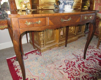 Reserved for Lauren Klein.  Please do not purchase. FRENCH LADIES WRITING Desk