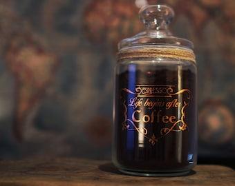 Coffee Jar 35oz/1000ml