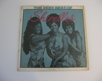 The Shirelles - The Very Best Of The Shirelles - 1975