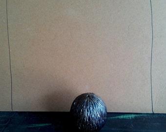 Stoneware Egg Ornament