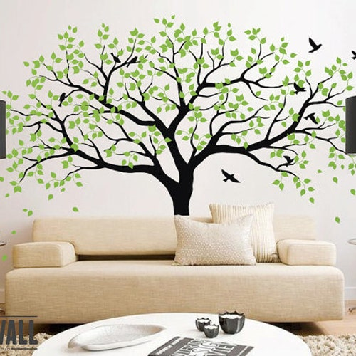 Tree wall decor ideas