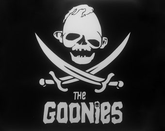 Goonies, Sloth pirate flag decal