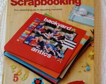 Start Scrapbooking -- spiralbound book -- by Wendy Smedley