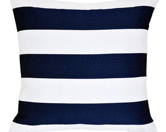 Mallacoota Marine Navy Outdoor Cushion Covers