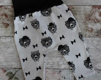 Peedie Boo 'Mr Bear' leggings...... cute as they come!