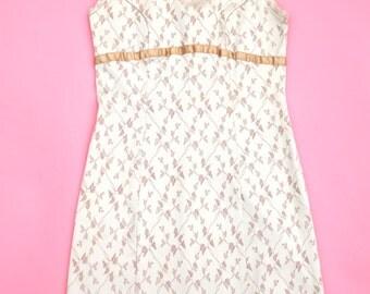 Light Pink Mini Dress 90s