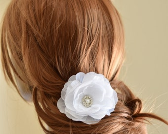 wedding hair pins, wedding hair flower, wedding hair clip,wedding hair piece,  bridal floral headpiece, bridal flower comb, floral hair clip