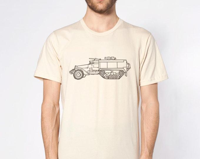 KillerBeeMoto: Limited Release Vintage M3 Half Track World War Two Transport Scout Vehicle