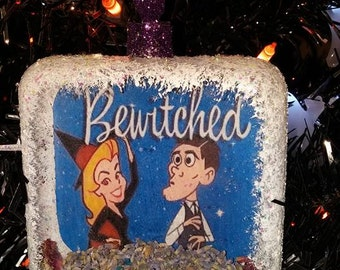 My Tribute to Bewitched * Ornament