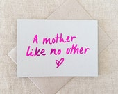 a mother like no other