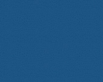 Solid Royal Blue Minky Fabric - By The Yard - Boy / Solid / Fabric
