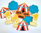 Circus Themed Cookies...