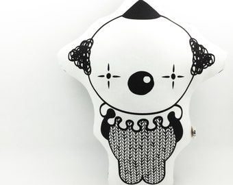 Clown Soft toy