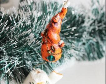 """Miniature   """"Sapin de Noël """""""