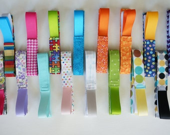 Sippy cup straps - set of 4