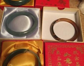 Jade Bangle/Bracelet