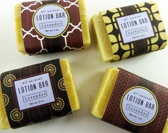 Lotion Bar