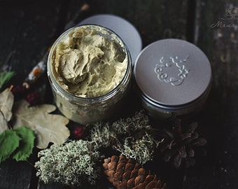 Forest Body Butter . Natural and yummy body moisturizer