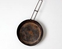 Unique Skillet Pan Related Items Etsy