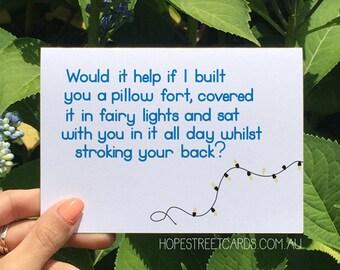 Pillow Fort.