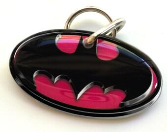 Batman Dog Id Tag Uk