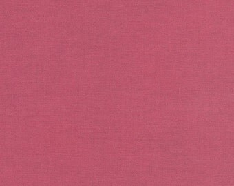 Kona Cotton in Deep Rose - Robert Kaufman (K001-1099)