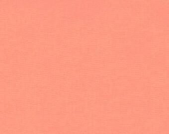 Kona Cotton in Creamsicle - Robert Kaufman (K001-185)