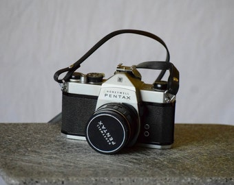 Vintage Honeywell SP1000 35mm Pentax Camera with Lens