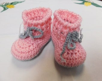 Baby Booties Boots
