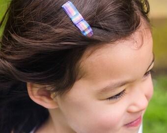 Vintage Ribbon Hair Clip Barrette