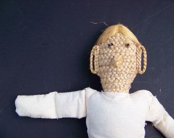 Twine Head Rag Doll