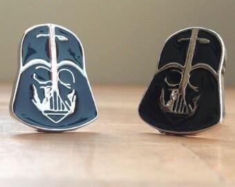 Star Wars, Darth Vader cufflinks
