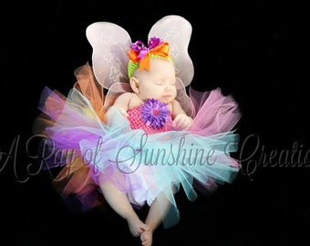 Fairy Princess Tutu Costume