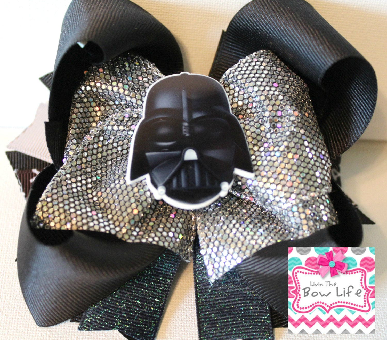 star wars boutique bow. Black Bedroom Furniture Sets. Home Design Ideas