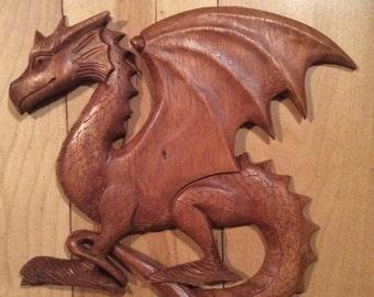 Dragon (new design ) wall hanging